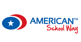 Logo American School Way